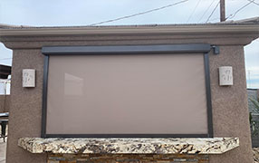 Window Screen Installation & Repair